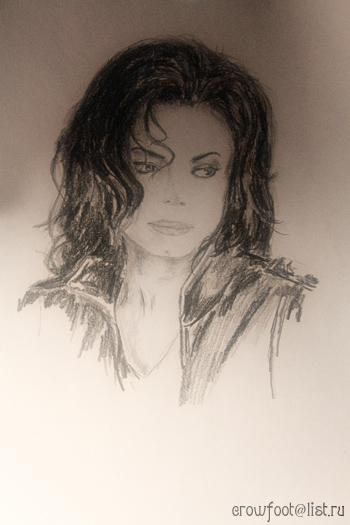 Michael Jackson by TCrowfoot